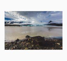 Fjallsarlon glacial lake, Iceland Kids Tee