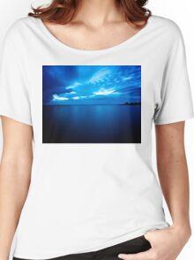 True Blue Women's Relaxed Fit T-Shirt