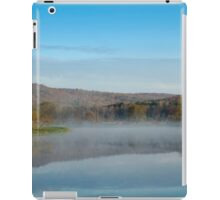 Mirror on Tranquil Lake Landscape iPad Case/Skin