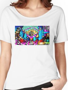 Puzzle With-In Women's Relaxed Fit T-Shirt