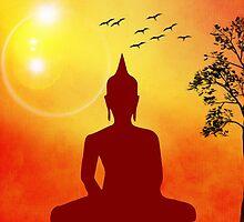 Buddha by Wonderful DreamPicture