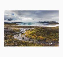 Fjallsarlon glacial lake, Iceland Baby Tee