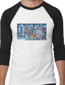 Questions Men's Baseball ¾ T-Shirt