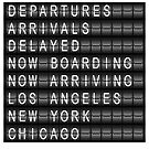 Departures, Arrivals, Delayed... by JoshZuker