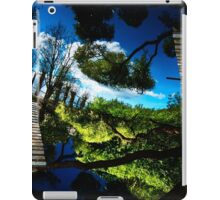 Blue ponds iPad Case/Skin
