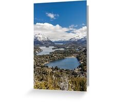 Patagonia (Argentina) Greeting Card