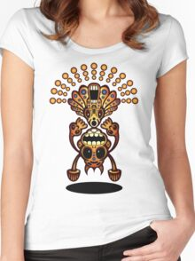 The Shaman Women's Fitted Scoop T-Shirt