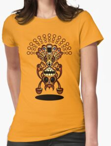 The Shaman Womens Fitted T-Shirt