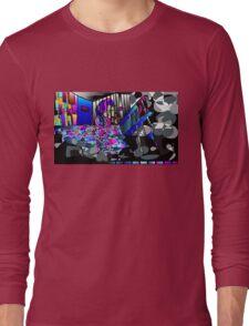 Emotional Colors Long Sleeve T-Shirt