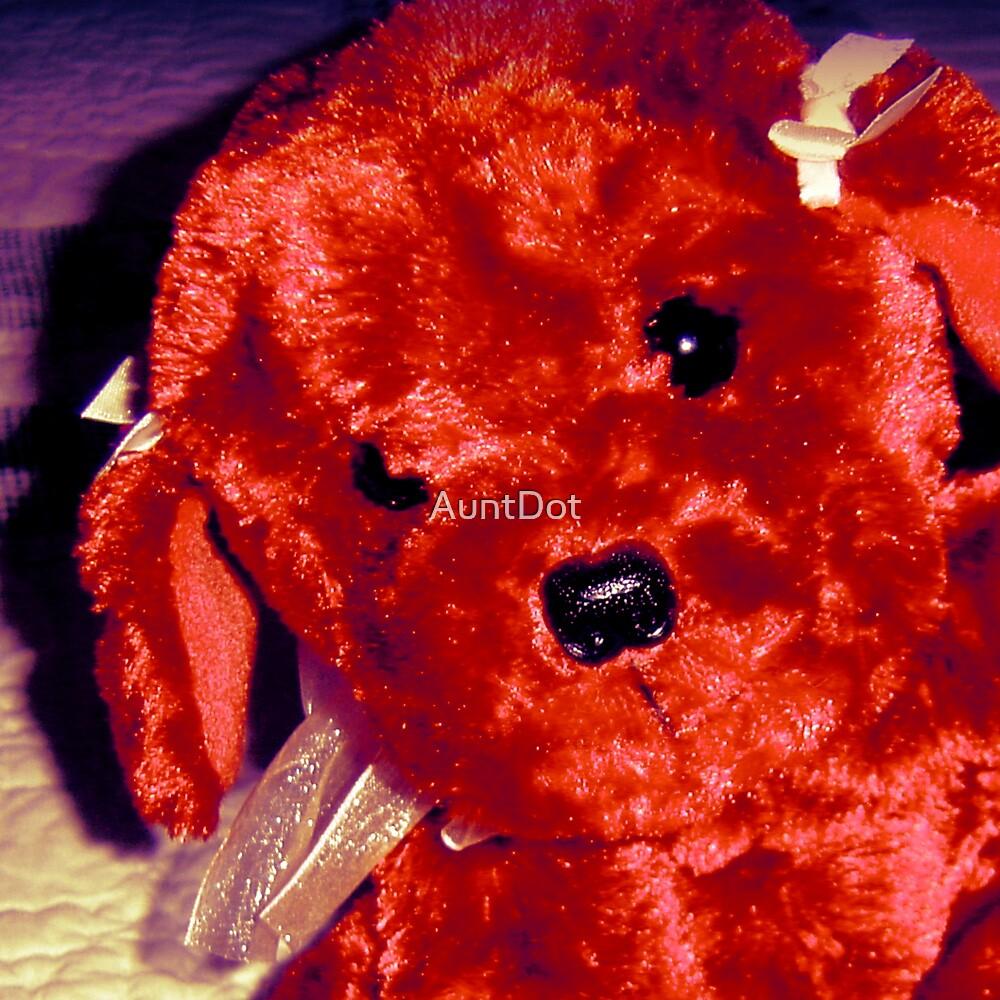 Teddy's Friend, Lolly-Pup by AuntDot