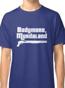 Bodymore, Murdaland Classic T-Shirt