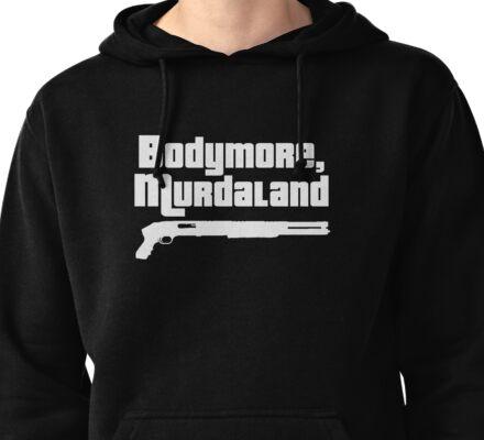 Bodymore, Murdaland Pullover Hoodie