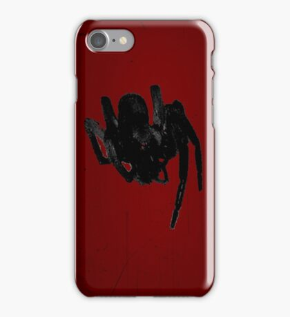 Spider iPhone iPhone Case/Skin