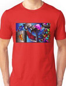 Velvet Cape Unisex T-Shirt