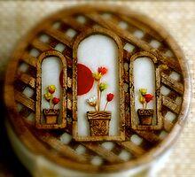 Napkin Holder Design By Jonathan Green by Jonathan  Green