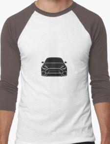 2016 Ford Focus RS Men's Baseball ¾ T-Shirt