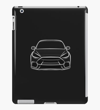 2016 Ford Focus RS iPad Case/Skin
