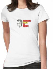 Vincent Price is Right Womens Fitted T-Shirt
