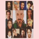 RDJ Collage by Emily Draper