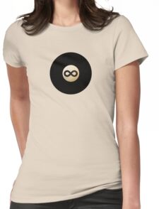 Infinity Ball Womens Fitted T-Shirt