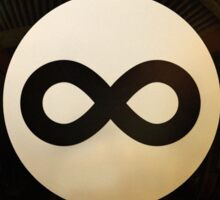 Infinity Ball Sticker