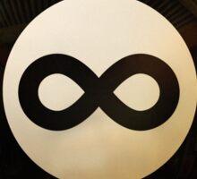 Infinity Ball Sticker