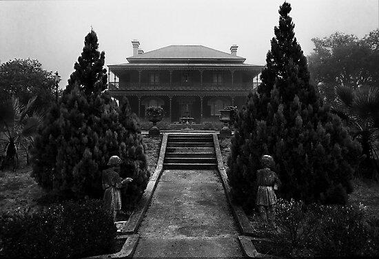Monte Cristo Homestead by Adrian Merrigan