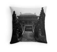 Monte Cristo Homestead Throw Pillow