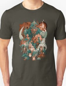 Dark Souls Friends T-Shirt