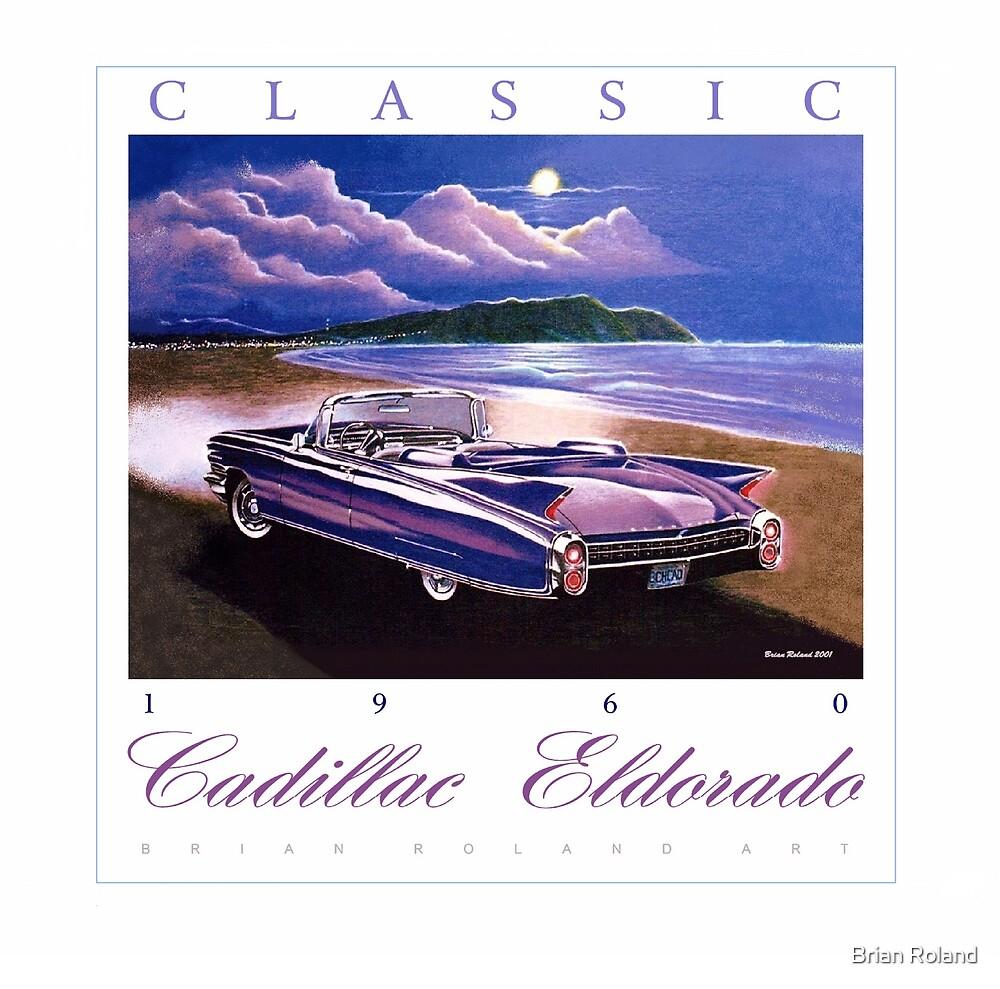 1960 Cadillac Eldorado Biarritz Convertible ver 2 by brianrolandart