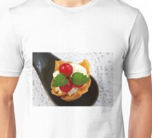 Red Currant Fingerfood Dessert Unisex T-Shirt