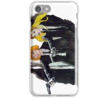 Pulp-Man-Ra iPhone Case/Skin
