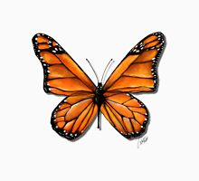 Butterflies Collection: Orange butterfly Unisex T-Shirt