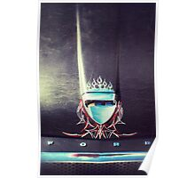 Pinstripe Poster