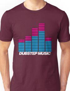 Equalizer Dubstep Music (dark) Unisex T-Shirt