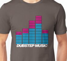 Equalizer Dubstep Music (dark) Unisex T-Shirt