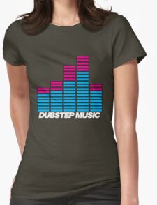 Equalizer Dubstep Music (dark) T-Shirt