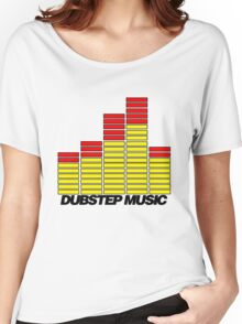 Equalizer Dubstep Music  Women's Relaxed Fit T-Shirt