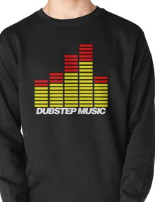 Equalizer Dubstep Music (red/yellow) Pullover