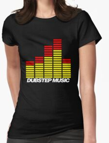 Equalizer Dubstep Music (red/yellow) T-Shirt