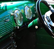 Green Machine 1 by Stethaki