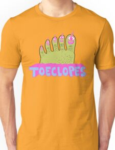 Toeclopes Unisex T-Shirt