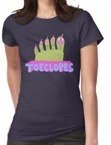 Toeclopes Womens Fitted T-Shirt