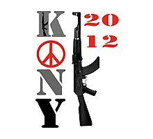kony 2012 Photographic Print