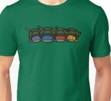 Ninja Mushrooms Unisex T-Shirt
