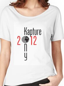 Kony 2012- Kapture Kony Women's Relaxed Fit T-Shirt