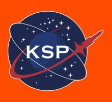 KSP Space Agency logo Kids Clothes