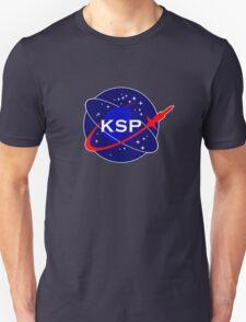 KSP Space Agency logo Unisex T-Shirt