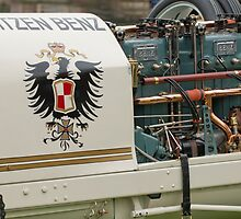 1911 Benz 200 HP Blitzen Benz by Jill Reger