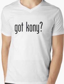 Kony 2012 - Got Koney Mens V-Neck T-Shirt